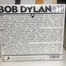 Load image into Gallery viewer, BOB DYLAN - 1970 (2021) NEW 3 CD SET - Featuring George Harrison