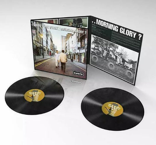 OASIS - What's the Story Morning Glory (2020) NEW SEALED DOUBLE VINYL LP