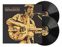 Load image into Gallery viewer, NEIL YOUNG - The Time Fades Away Tour (2020) NEW DOUBLE VINYL LP