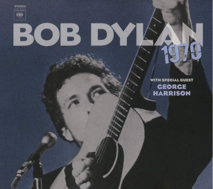 BOB DYLAN - 1970 (2021) NEW 3 CD SET - Featuring George Harrison