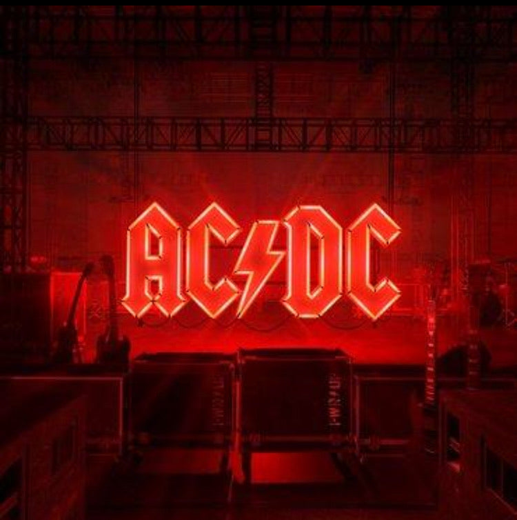 AC / DC - POWER UP (2020) NEW CD ALBUM