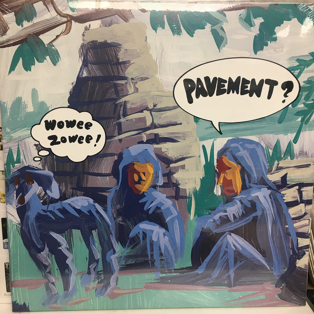 PAVEMENT - Wowee Zowee! (2020) NEW DOUBLE VINYL LP (Domino)