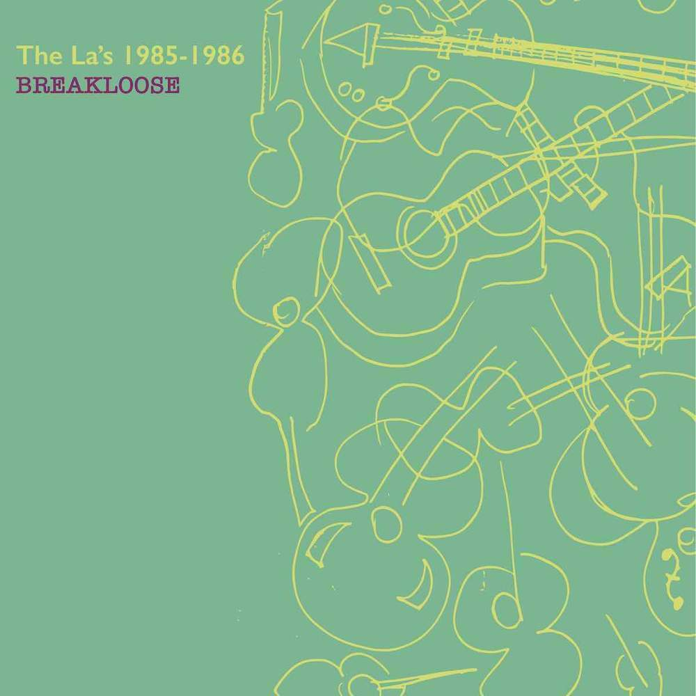 THE LA'S - Breakloose, The First Recordings (2020) New Remastered Vinyl LP