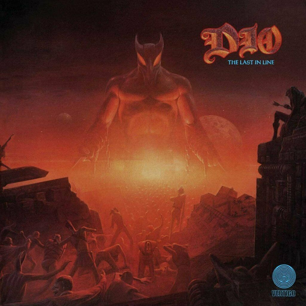 DIO - The Last In Line (2021) New 9 x Track Re-Issue, ViINYL LP