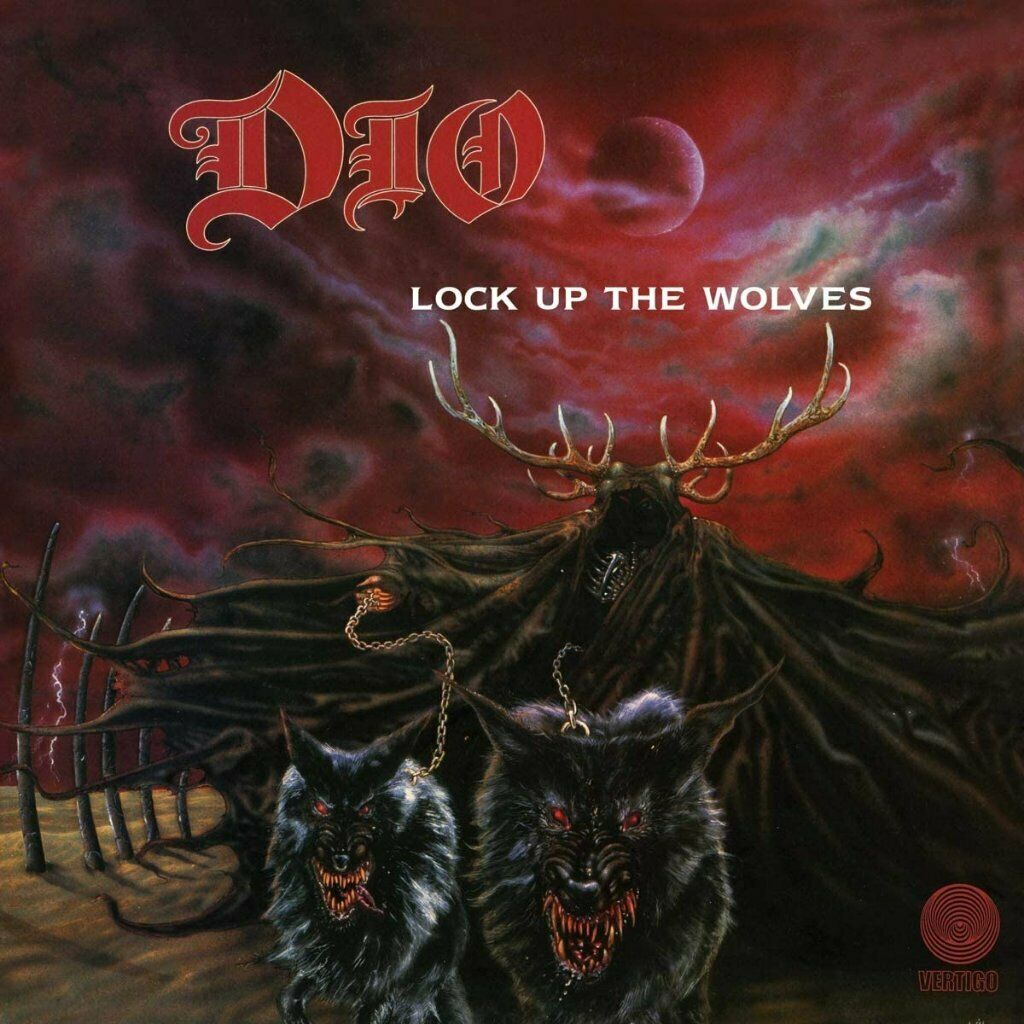 DIO - Lock Up The Wolves (2021) New 11 x Track 2 x LP reissue, VINYL LP