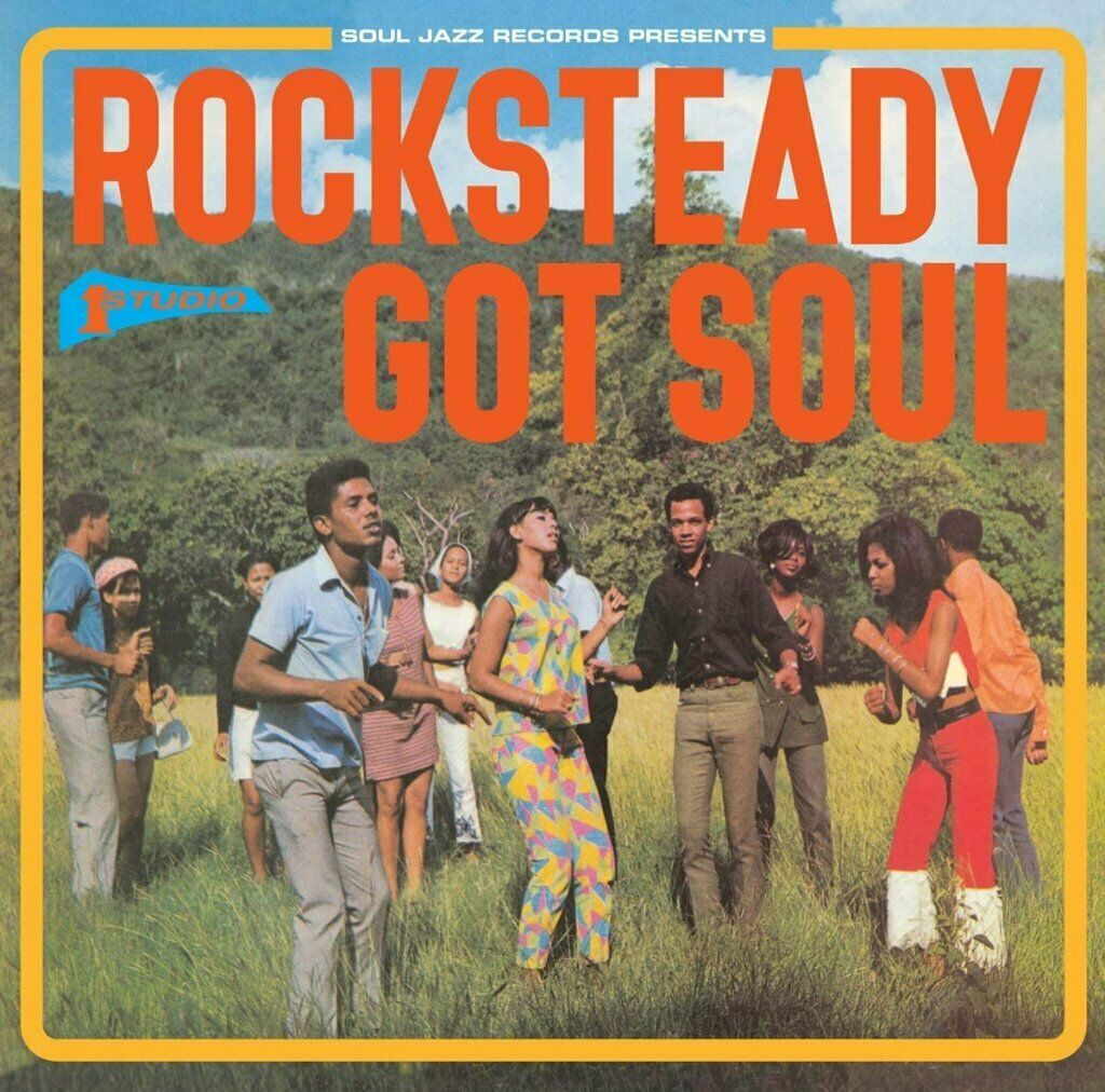 VARIOUS ARTISTS - Rocksteady Got Soul (2021) New On Soul Jazz 2 x VINYL LP