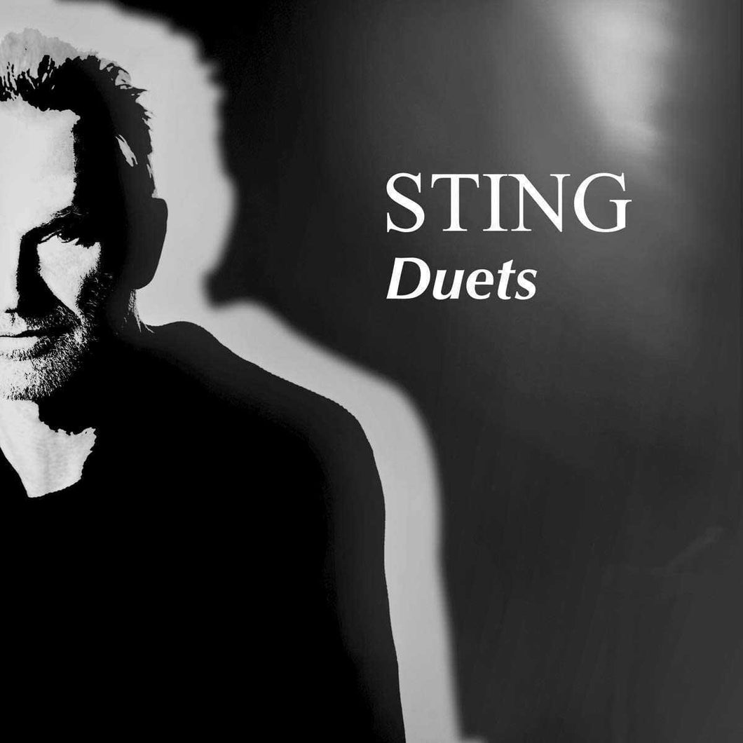 STING - Duets (2021) New Sealed Double Black VINYL LP