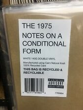 The 1975 : New Double White Vinyl LP +Download Code (RSD 2020) - Notes on A Conditional Form