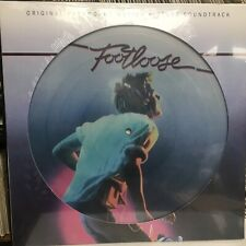 Footloose OST - New Sealed Picture Disc Vinyl LP (2020) National Album Day Edition.
