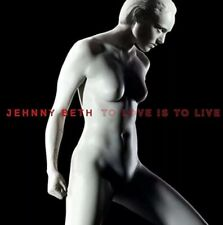 Jehnny Beth : New Sealed White Vinyl LP. - To Love Is To Live (2020)
