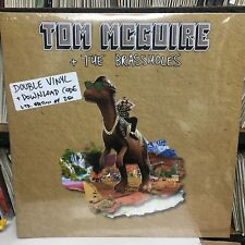 Tom McGuire & The Brassholes - New Double Vinyl LP (2019) Scottish Soul/Funk Album + Download