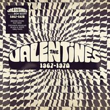 The Valentines (feat Bon Scott AC/DC): 1967- 70 (RSD 2020) Black & White Vinyl LP