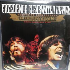 Creedence Clearwater Revival : 2 x LPs Double Vinyl -  Chronicle : 20 Greatest Hits (2020)