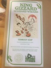 King Gizzard & The Lizard Wizard : New Eco-Wax Vinyl LP+ MP3 (RSD 2020) - Gumboot Soup (2020)