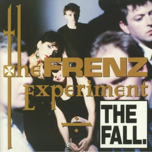 THE FALL - The Frenz Experiment (2020) New Expanded Edition G/fold 2 x Vinyl LP