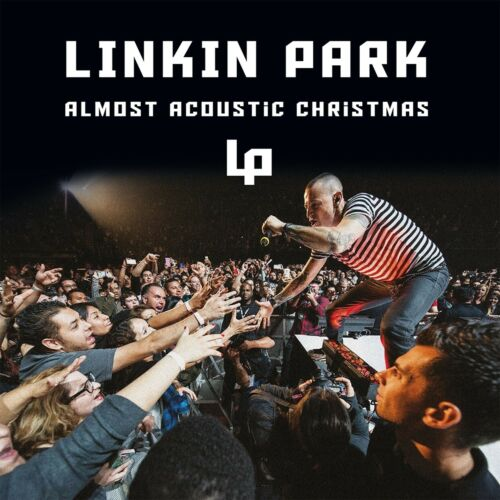 LINKIN PARK - Almost Acoustic Christmas (2021) NEW SEALED DOUBLE CLEAR VINYL LP