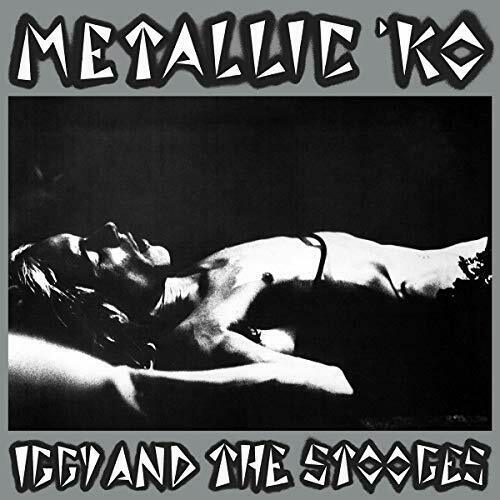 IGGY & THE STOOGES - Metallic K.O. (2020) new Reissued Classic VINYL LP