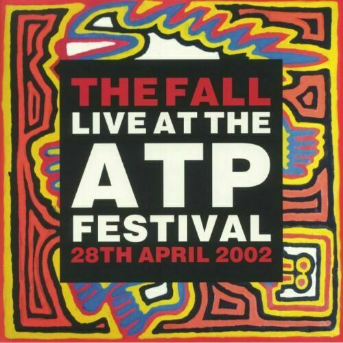 THE FALL – Live At The ATP Festival 2002 (2021) New & Sealed 2 x LIVE VINYL LP
