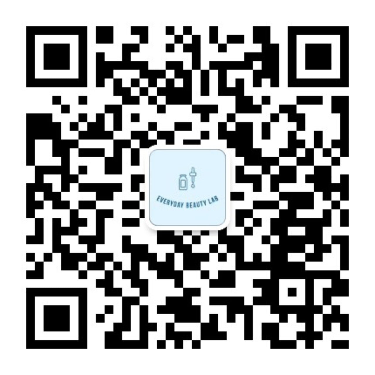 QR Code for WeChat Scan