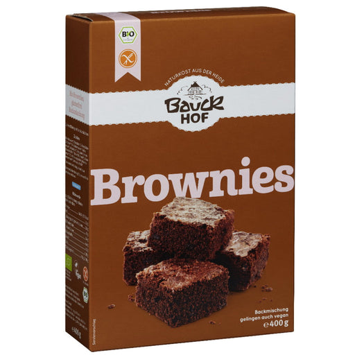 Brownies Backmischung 400g - Bauckhof Bio