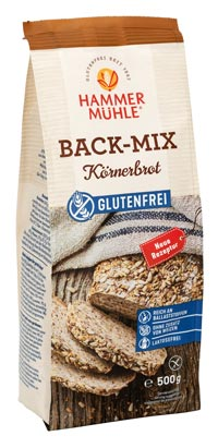 Back-Mix Körnerbrot 500g - Hammermühle