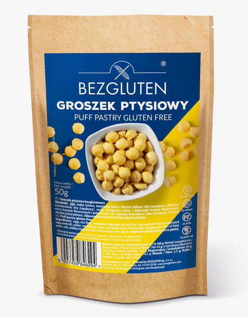 Backerbsen 50g - Bezgluten