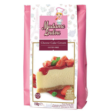 Cheese Cake Cream Mix 150g- Madame Lou Lou