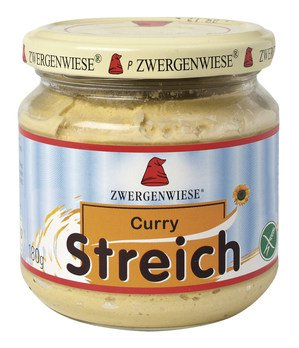 Curry Streich 180g- Zwergenwiese bio