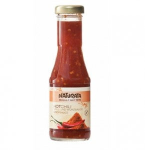 Hot-Chilli Würzsauce 250ml- Naturata Bio