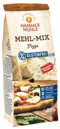 Mehl Mix Pizza  500g / Hammermühle