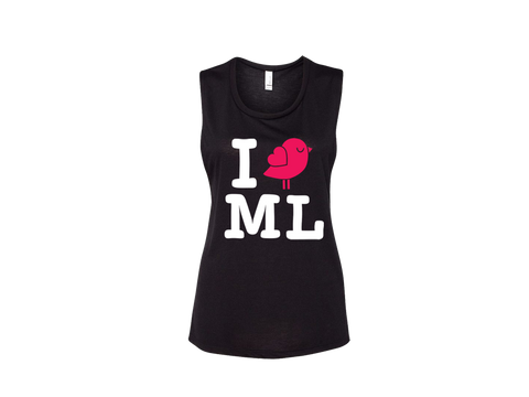 I Bird ML Muscle Tank