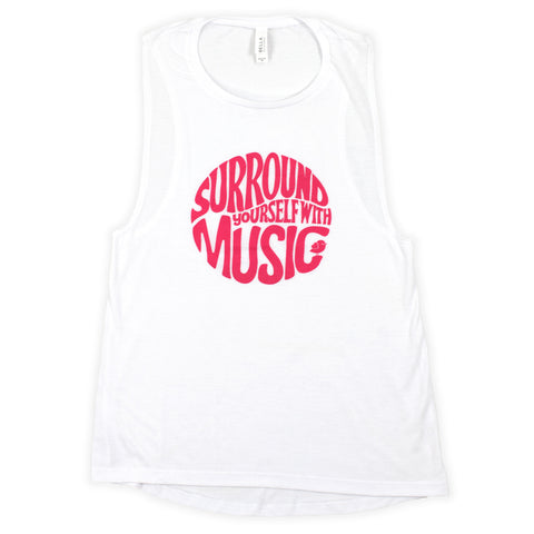 Surround Yourself with Music Tank