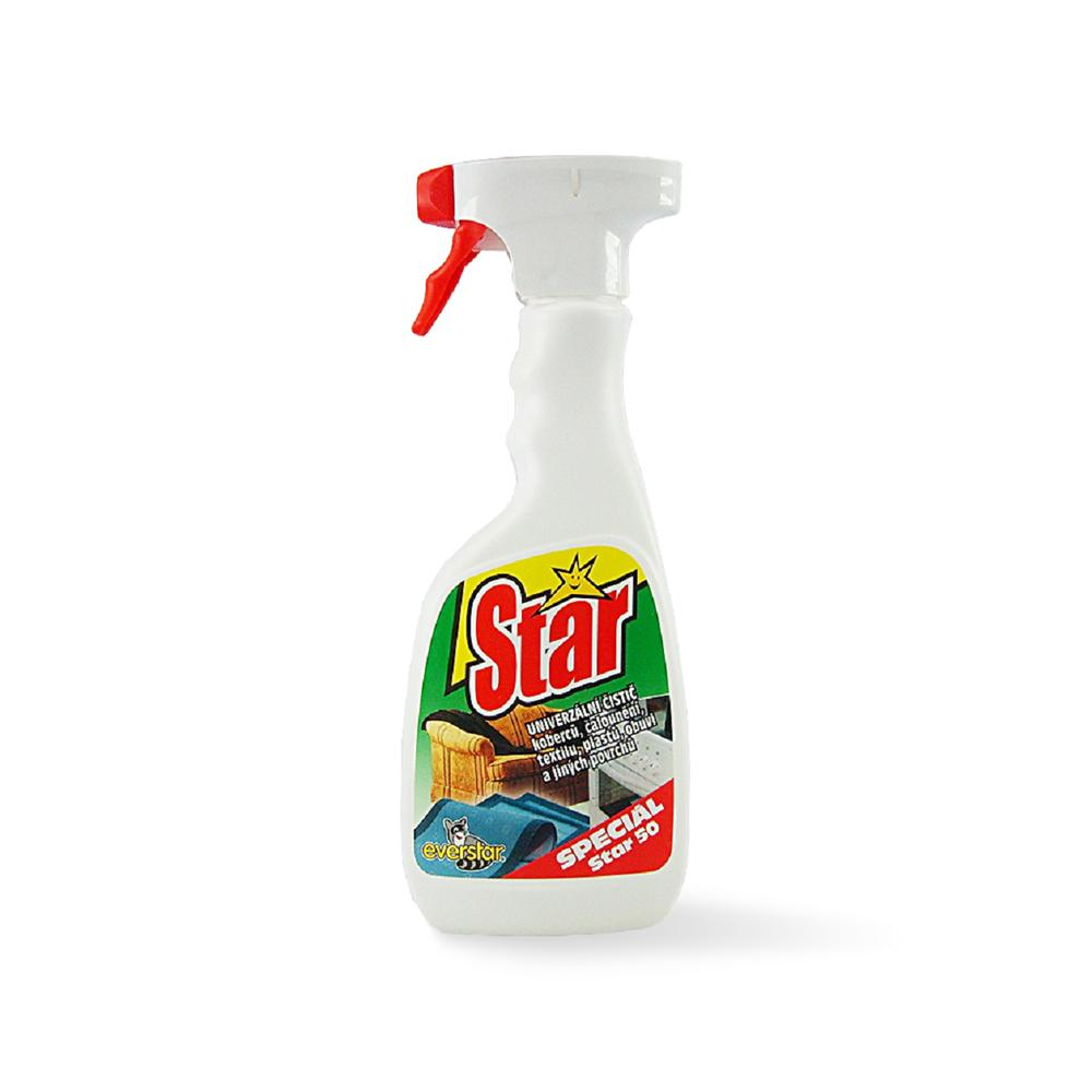 Star 50 - čistič skvrn (500 ml)