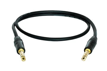"1/4"" TS to 1/4"" TS Audio Cable 3 Foot"