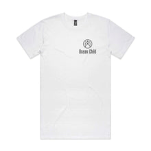 Load image into Gallery viewer, OC Men's Tall Tee AS Colour White