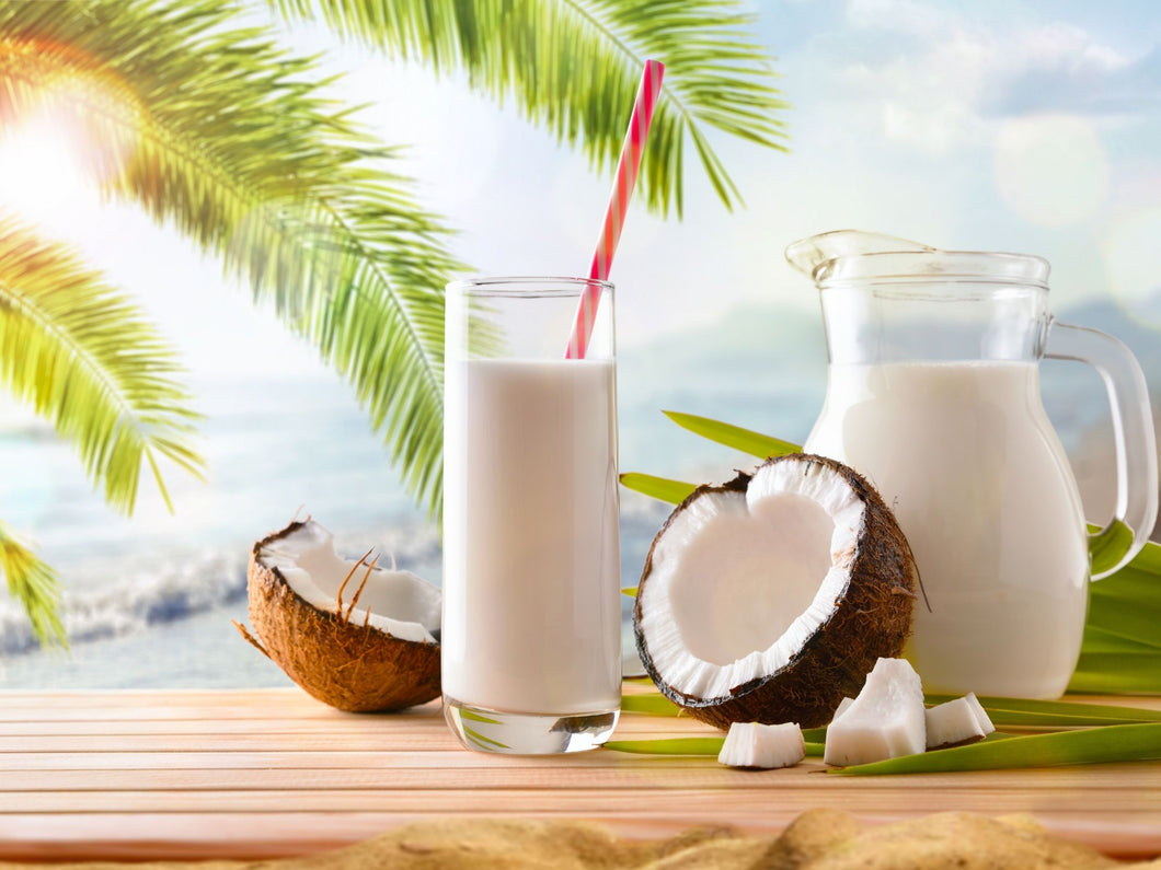 Beachy Coconut Milk