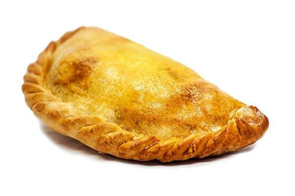 8 x Gluten Free Traditional Steak Cornish Pasty 280g Frozen - Cornwall Hamper Store