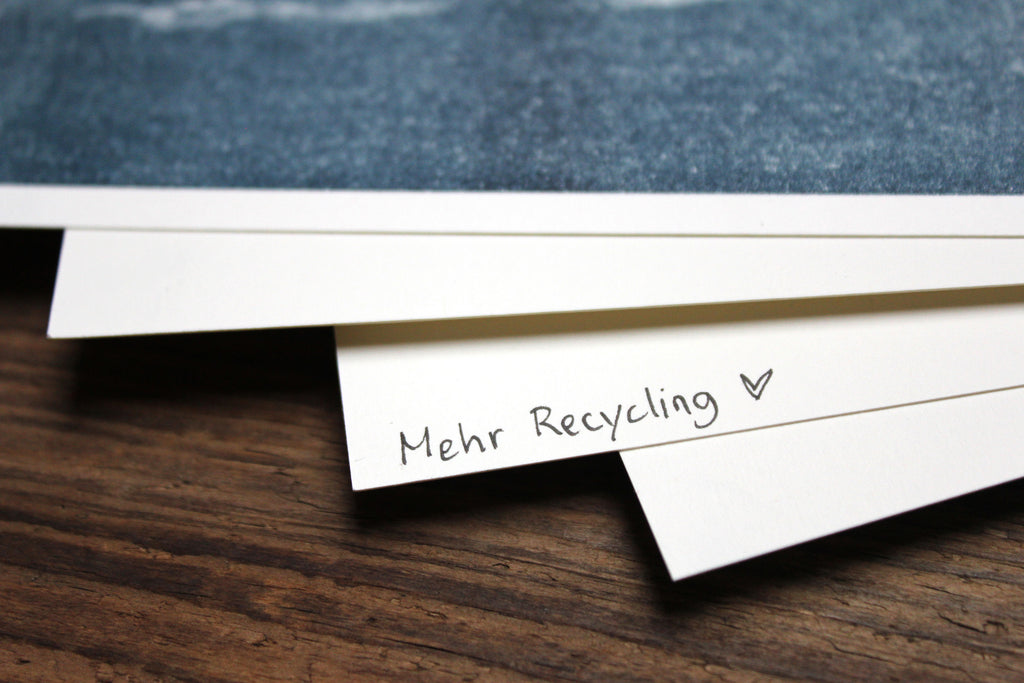 Mehr Recycling