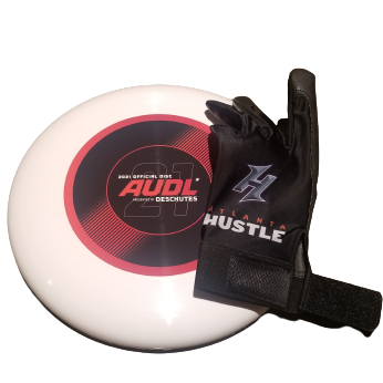 Atlanta Hustle Gloves by Layout Ultimate