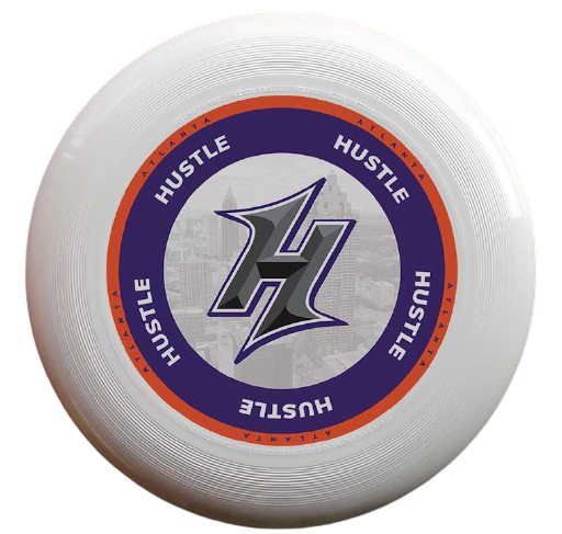 Atlanta Hustle Game Disc (Alternate)