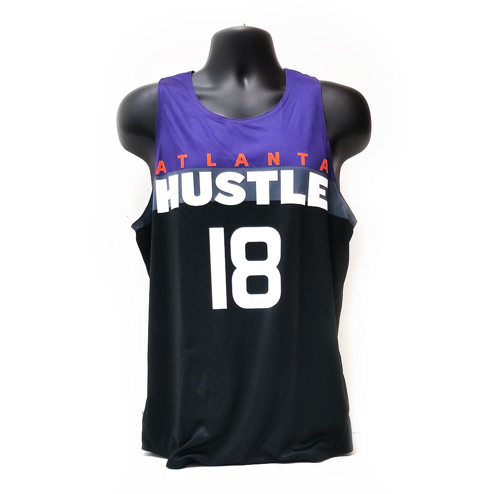 Hustle Replica Reversible Jersey