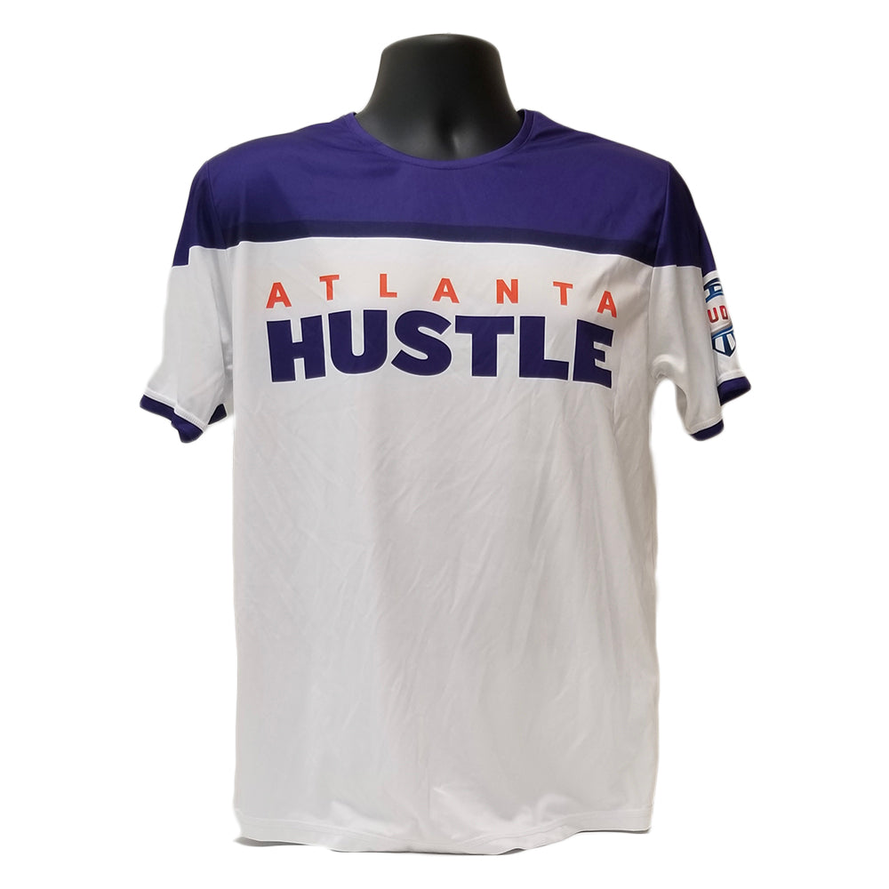 2019 Hustle Replica White Jersey