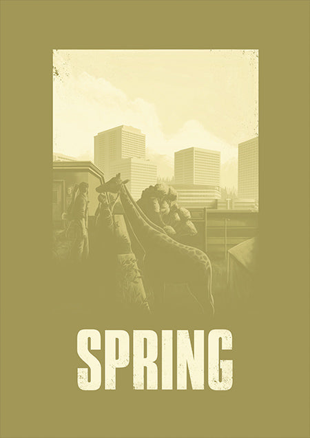 TLOU #5: Spring (The Last of Us)