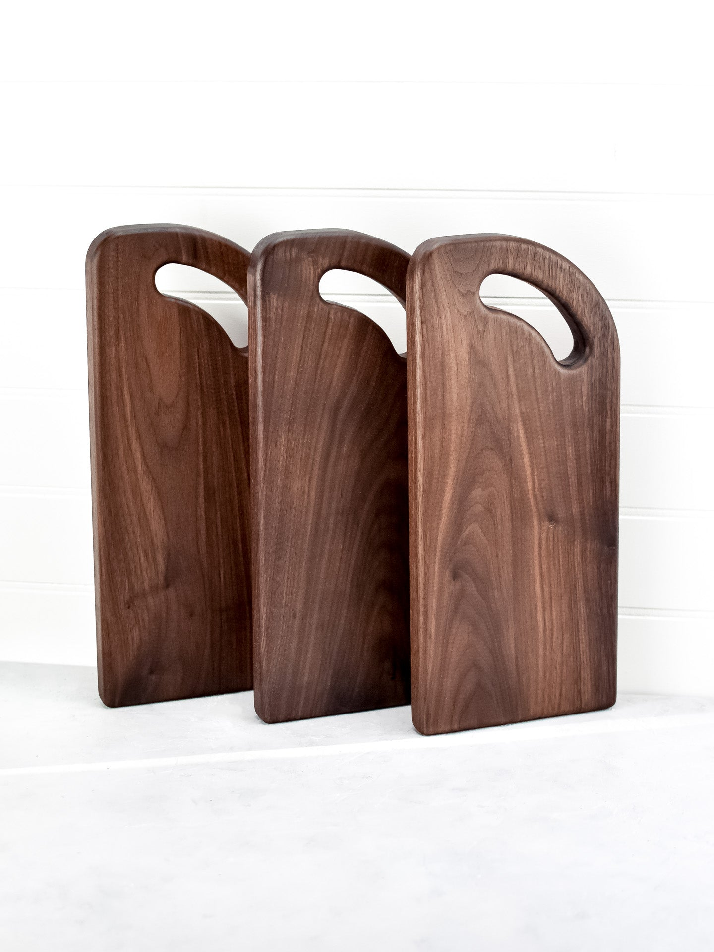 Black Walnut - Crescent Utility Board