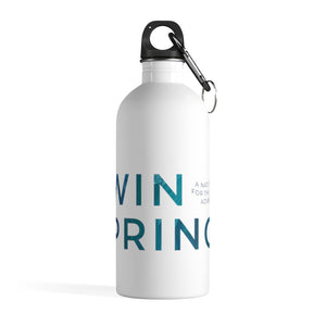 Twin Springs Wave Logo Reusable Bottle - Twin Springs Co