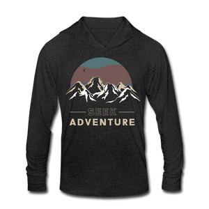 Open image in slideshow, Seek Adventure Soft Hoodie - Twin Springs Co