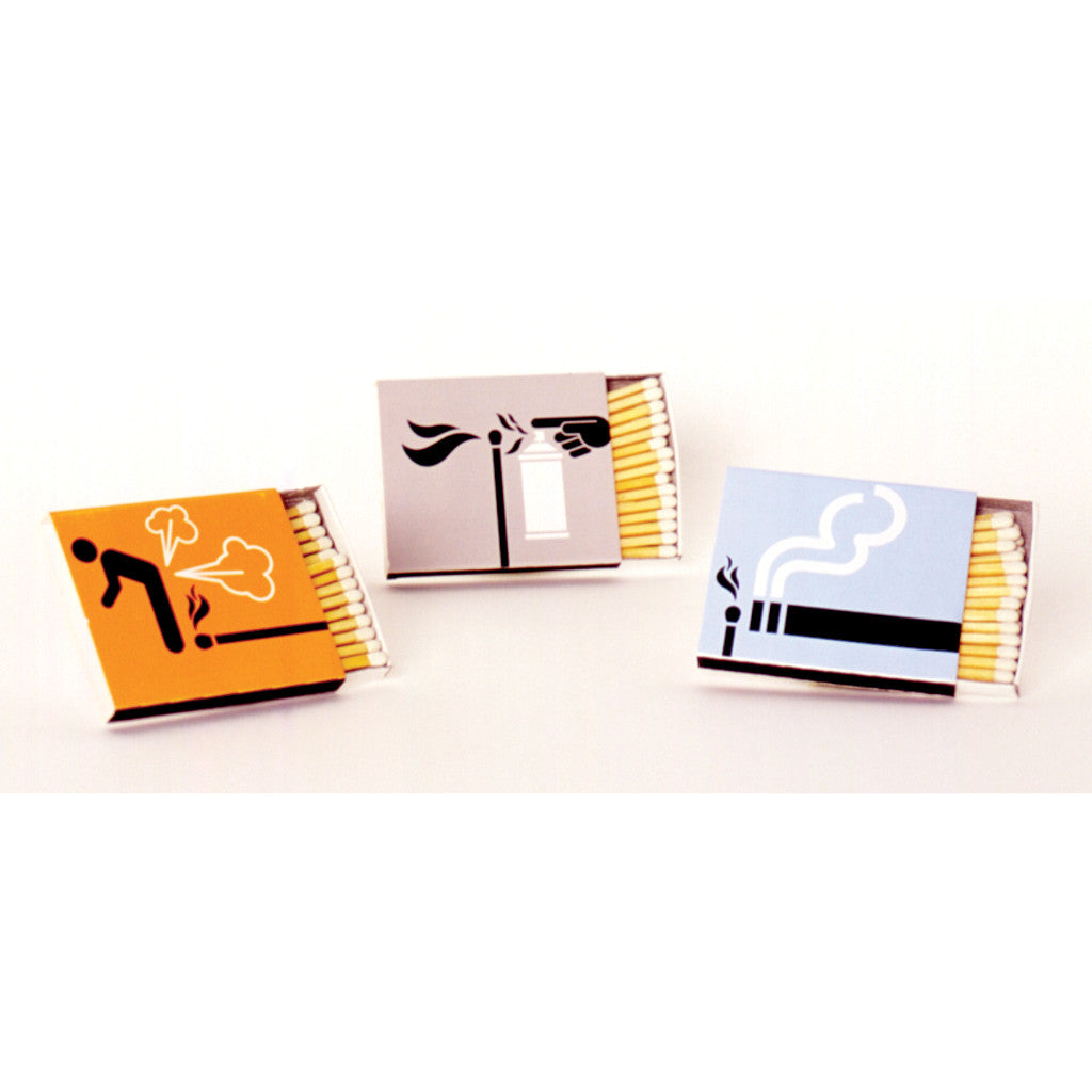 Colette Matchbooks <br> SOLD OUT