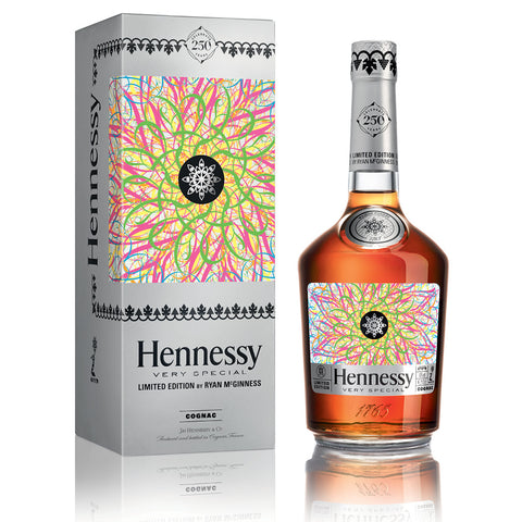 Hennessy Limited Edition Bottle <br> SOLD OUT
