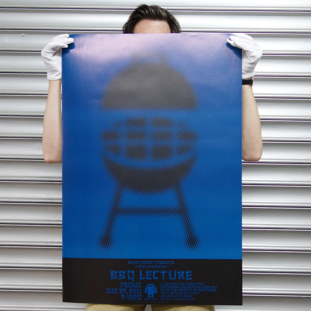 RMLA: BBQ Lecture <br> SOLD OUT