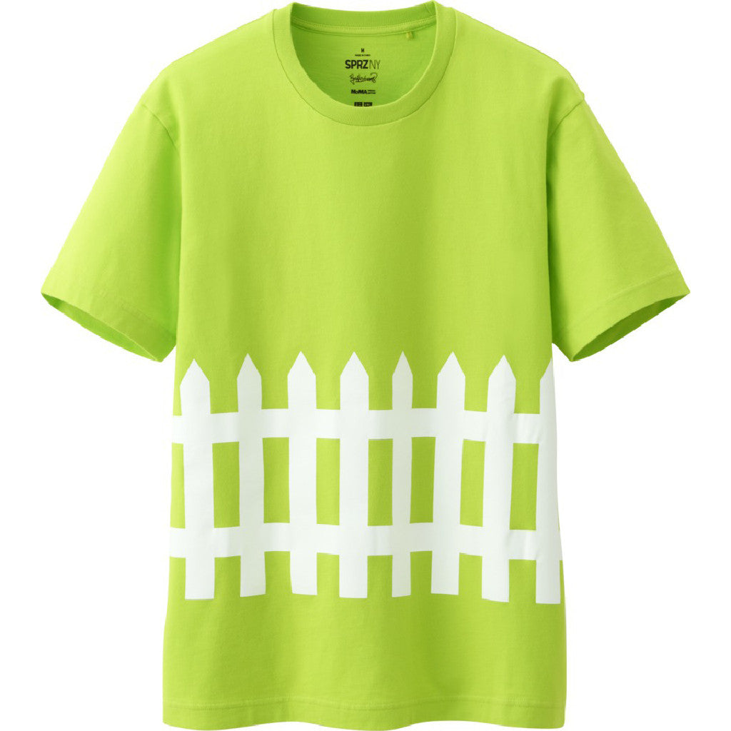 Fence (Lime Green) <br> SOLD OUT